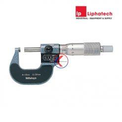 Panme đo ngoài số đếm 0-25mm Mitutoyo 193-111