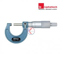 Panme đo ngoài cơ khí 0-25mm 103-137 Mitutoyo