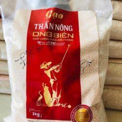 Gạo Thần Nông Ong Biển