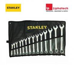 Stanley STMT80946 Bộ cờ lê vòng miệng 14 chi tiết 8-24mm
