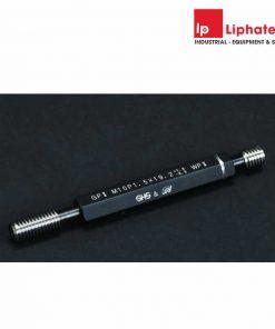 Trục kiểm tra ren hệ ISO GO/NOGO 2 đầu M4 x 0.7mm GPNP M4P0.7 6H SHS